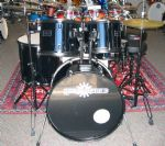 "G4M 22"" ROCK KIT BLACK"